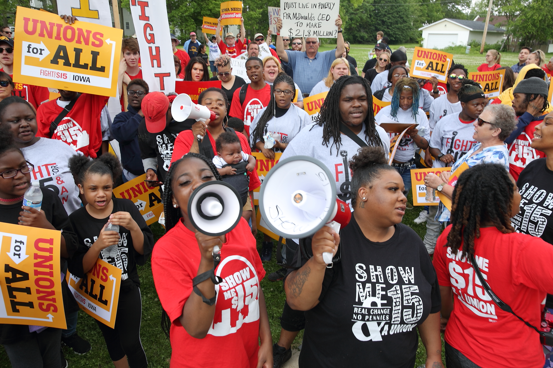 need unions